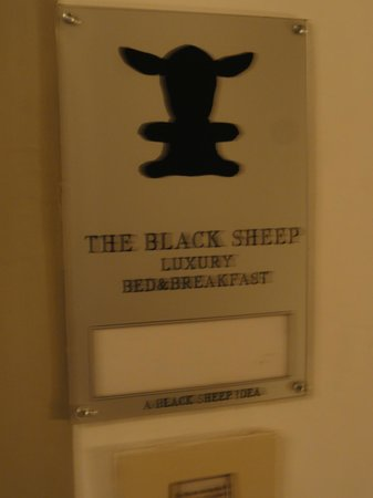 ‪‪The Black Sheep Bed and Breakfast‬: Blacksheep logo‬