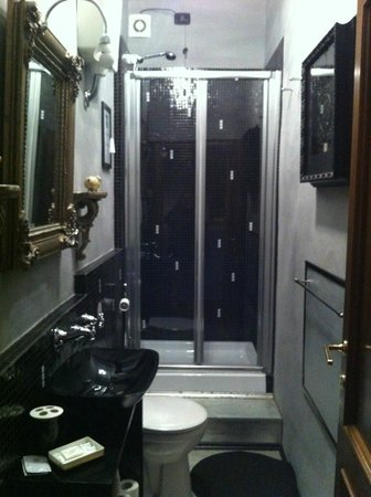 The Black Sheep Bed and Breakfast: Common bathroom