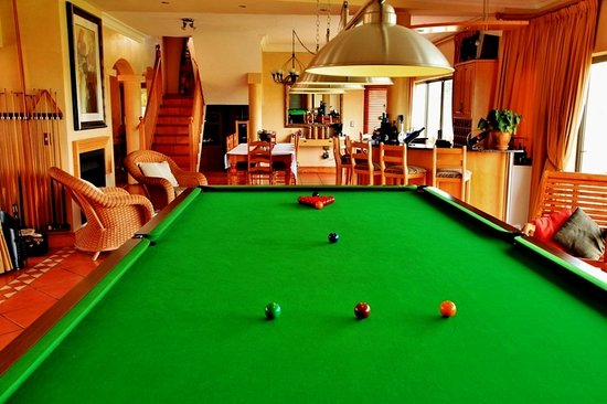 Casa Mia Guesthouse: Pool Table