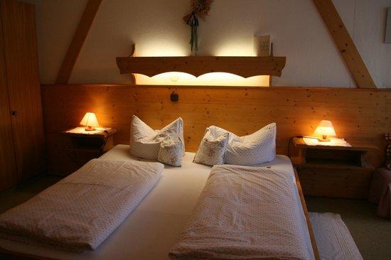 Hotel Gasthof Lanzenhof: Zimmer Hornblick