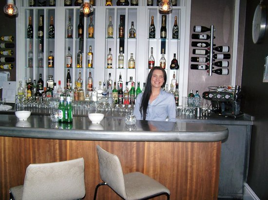 Didsbury House: Bar and lovely staff