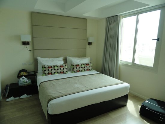 Mercure Tel-Aviv City Center: Room
