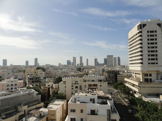 Mercure Tel-Aviv City Center: Balcony view 2