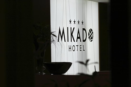 Hotel MIKADO: Reception