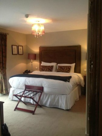 No. 1 Pery Square Hotel & Spa: Heaney Room