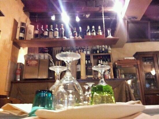 Ristorante la locanda del tasciotto in roma con cucina for Cucina romana rome