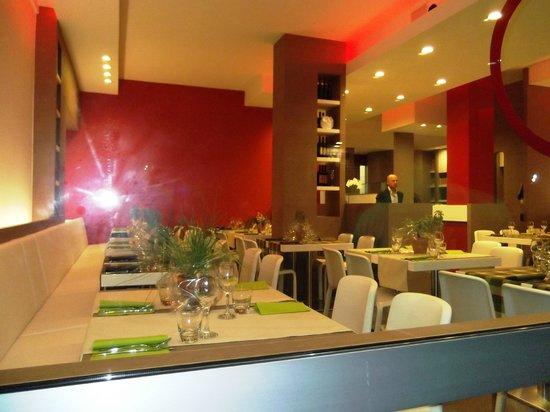 Pizza&Spaghi : Sala interna