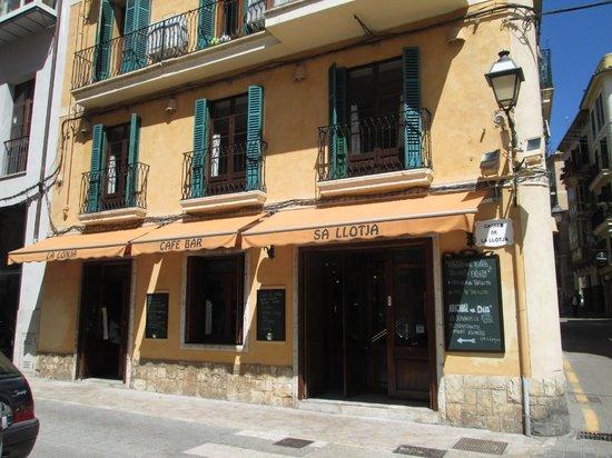 Restaurante sa llotja en palma de mallorca con cocina - Cocinas palma de mallorca ...