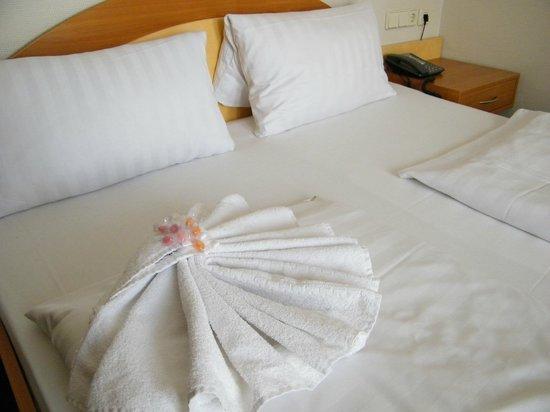 Ambiente Hotel: Nice service