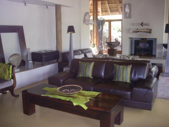 Etali Safari Lodge: Main Lodge