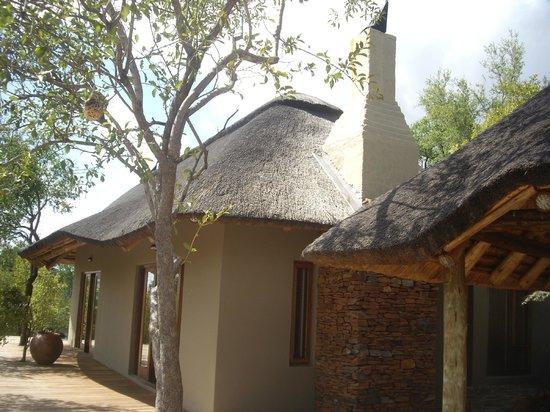 Etali Safari Lodge: Our back to back lodges