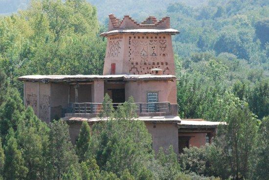 Domaine de la Roseraie, Ouirgane, Maroc, Private House Rentals