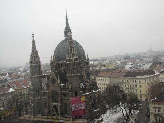 宜必思維也納瑪麗亞希爾費酒店照片