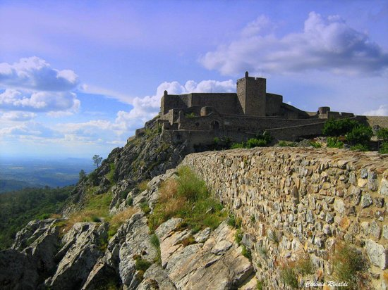 Marvao, Portugal: Castelo de Marvão