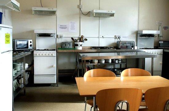 واي إتش إيه كيسويك - هوستل: Self-catering Kitchen ~ YHA Keswick