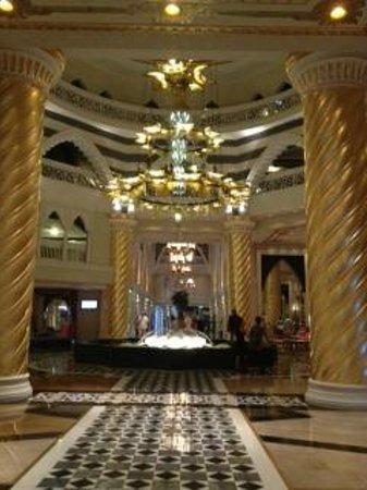 朱美拉扎碧兒薩拉伊飯店照片