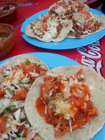 Casa el Pio: really tasty and cheap tacos over the street!