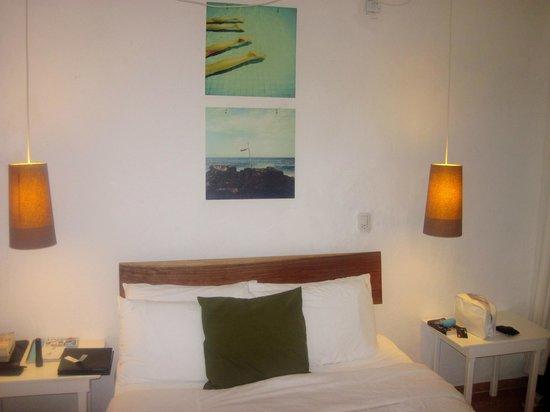 Casa el Pio: room