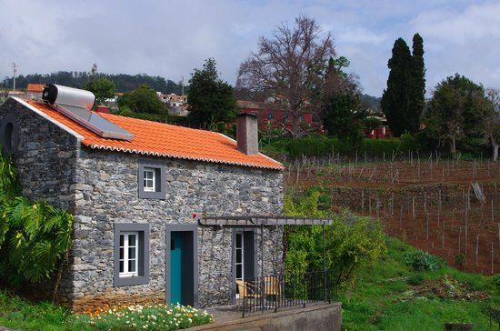 Estreito da Calheta, Portugal: One of the cottages