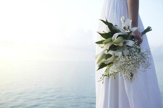 Shangri-La's Villingili Resort and Spa Maldives: Wedding
