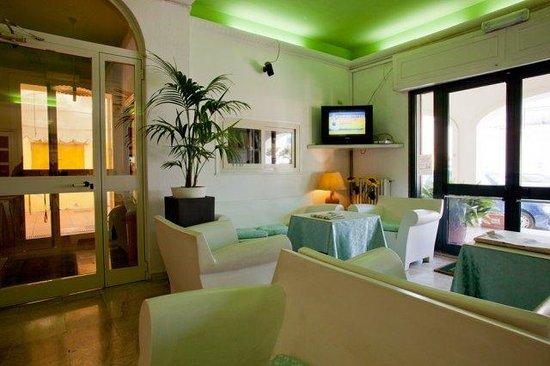 Hotel Club Villa Rosa : Sala ristorante