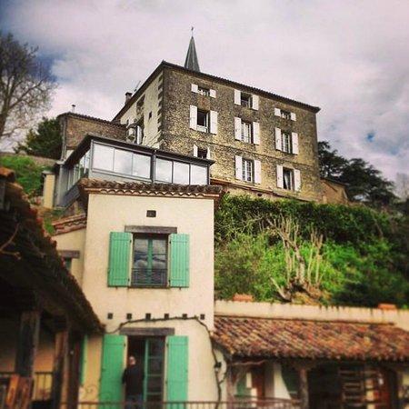 Cuq en Terrasses: La maison