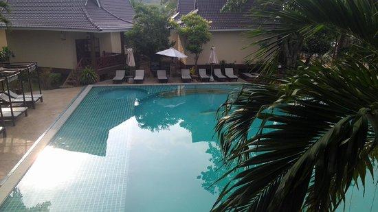 Phi Phi Villa Resort: View from restaurant
