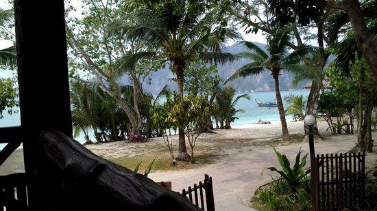 Phi Phi Villa Resort: View from room
