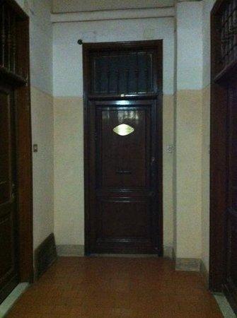 B&B Ciao Bella: porta d'ingresso