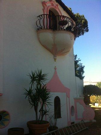 Hotel Terme La Bagattella: Con affaccio sul giardino