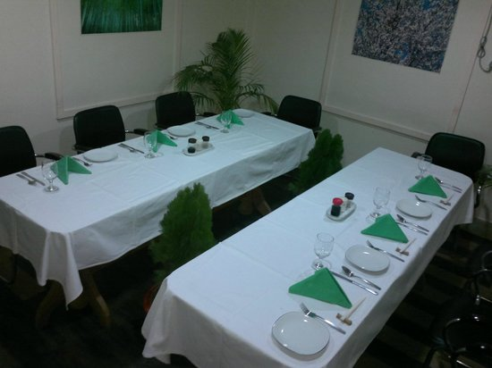 Hotel Milina : VIP Meeting Room