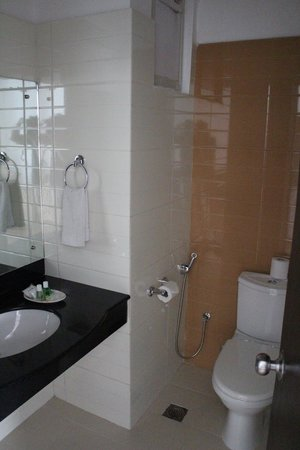 Waterfront Resort Hotel: bathroom