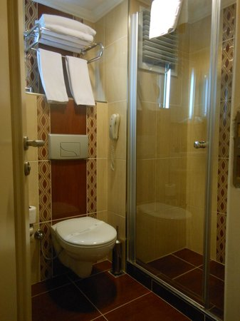 Raymond Hotel: Bagno