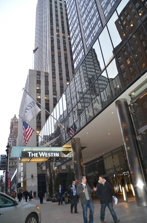 The Westin New York Grand Central: Entrada principal