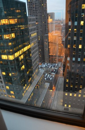 The Westin New York Grand Central: Vistas desde la planta 36