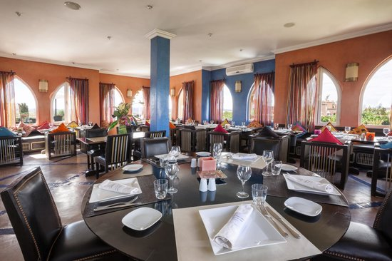 Hotel Sultana Royal Golf: Salle du Restaurant