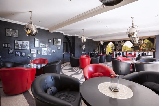 Restaurant Sultana Royal Golf: Bar du Restaurant