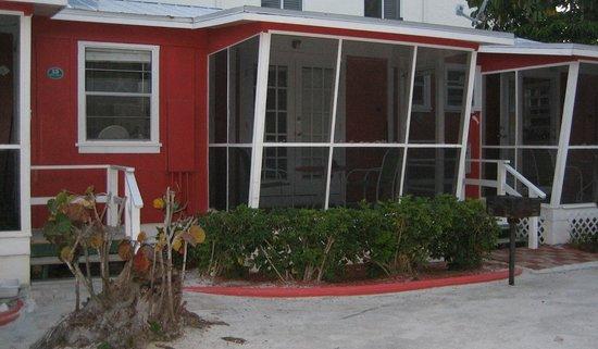 بيتشفيو كوتيدجيز: Beachview cottage #14