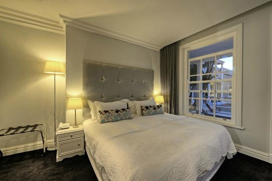 The Three Boutique Hotel: Bedroom