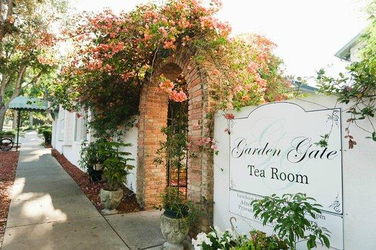 The Garden Gate Tea Room