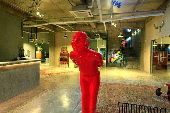 The Henry Hotel Cebu : Hotel Lobby