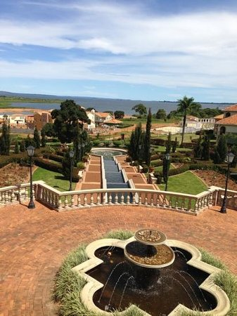 Lake Victoria Serena Golf Resort & Spa: from lobby
