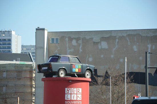 Hotel Mondial: wrong parking