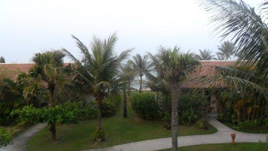 Ana Mandara Hue Beach Resort: my room from my balcony