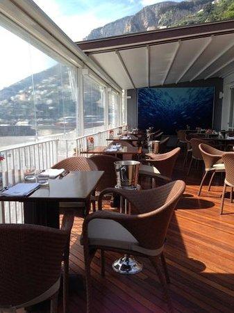 Restaurant Marina Grande: bel posto...