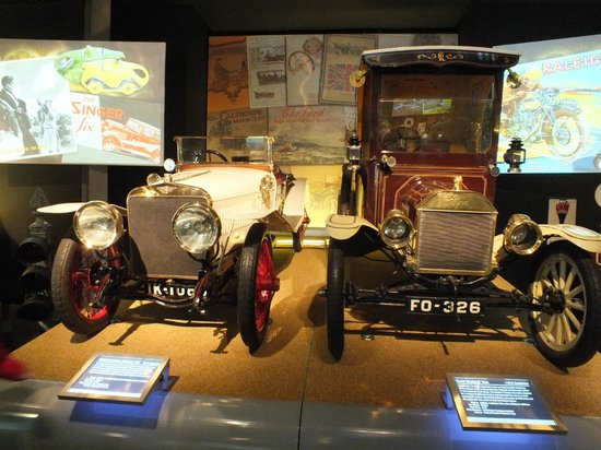 Some classic cars picture of beaulieu national motor for National motors used cars