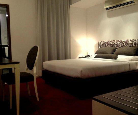 CCI - Arte Boutique Hotel: Guest Room