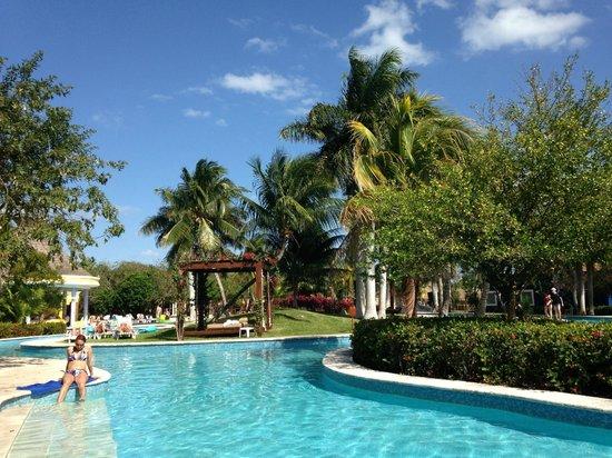 IBEROSTAR Paraiso Del Mar: pool view