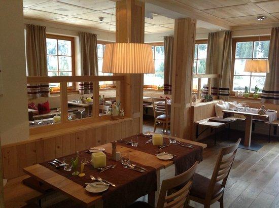 Der Waldhof: Dining room