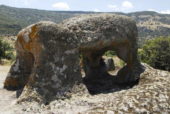 Necropoli Sant'Andrea Priu